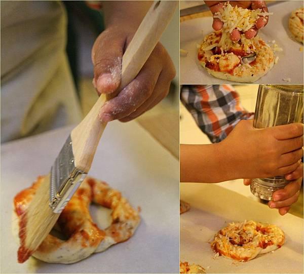 2013-10-11 pizza style pretzel1