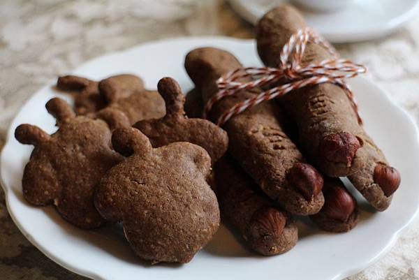 hazelnut cookies 430