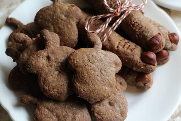 hazelnut cookies 451