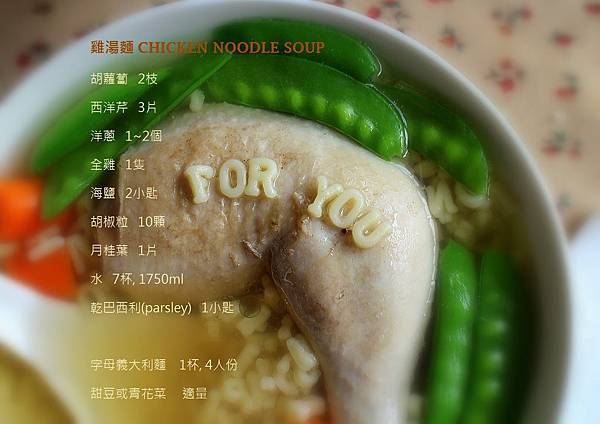 chicken noodle soup 309