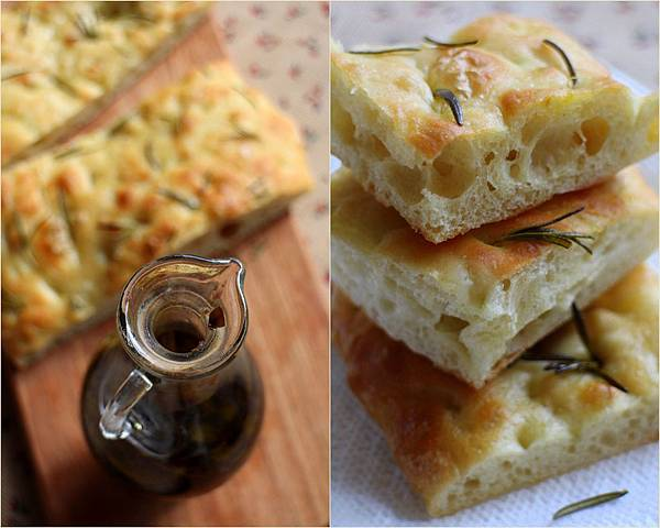 no knead pizza and focaccia