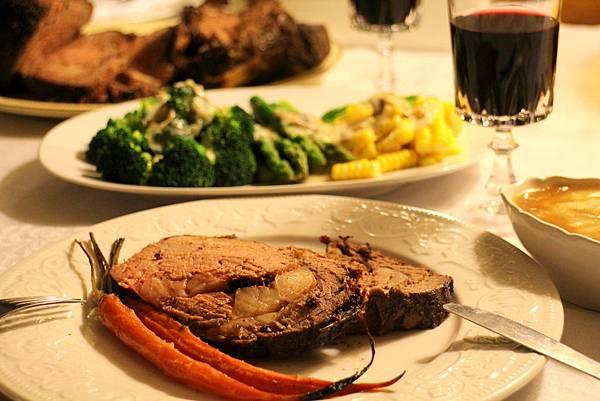 roast beef 230