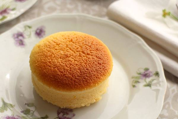 Souffle Lemon Cheese Cake 291