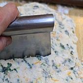 菠菜乳酪司康 062