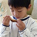 country bread and Joshua 066.JPG