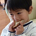 country bread and Joshua 037.JPG