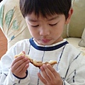 country bread and Joshua 064.JPG