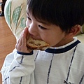 country bread and Joshua 052.JPG