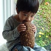 寶寶與麵包3.JPG