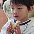country bread and Joshua 038.JPG