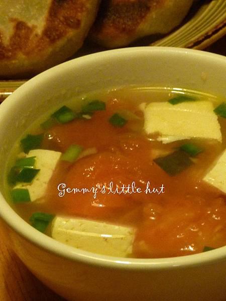 蔥韮餡餅soup.JPG