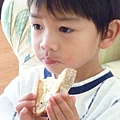 country bread and Joshua 026.JPG