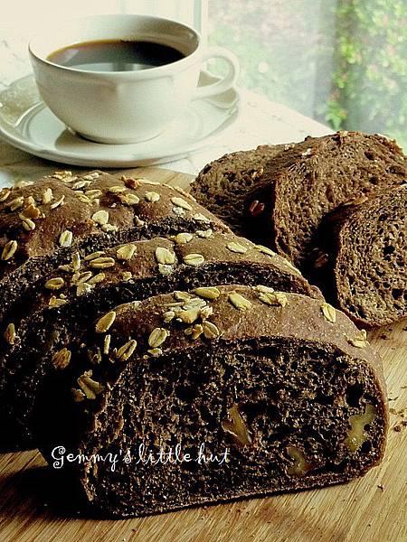 全麥黑咖啡麵包 159.JPG