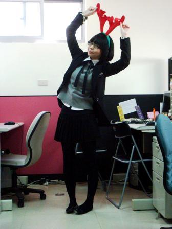 GOGO今天是貴族女子高中生