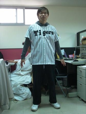 小春今天是帥氣棒球員