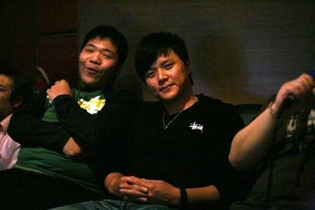 大熊+阿智哥哥