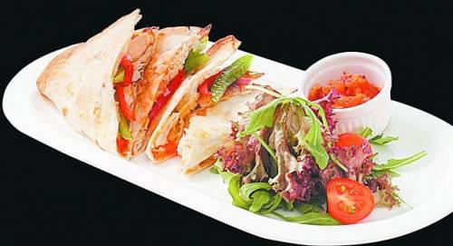 地中海菜餚