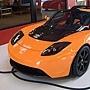 Tesla Roadster原型車是世界上第一輛電動跑車
