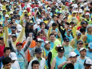 2013台北(富邦ADDIA)馬拉松
