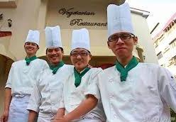 五星級飯店的主廚 讓蔬食料理有新體驗