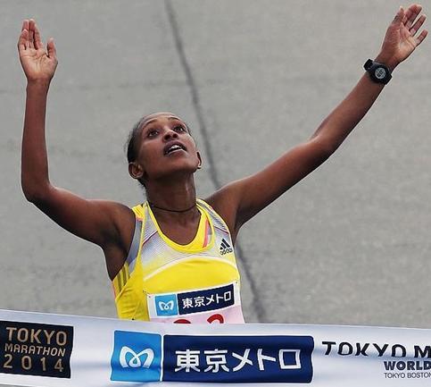 日本東京馬拉松