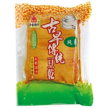 古早傳統豆乾-五香口味