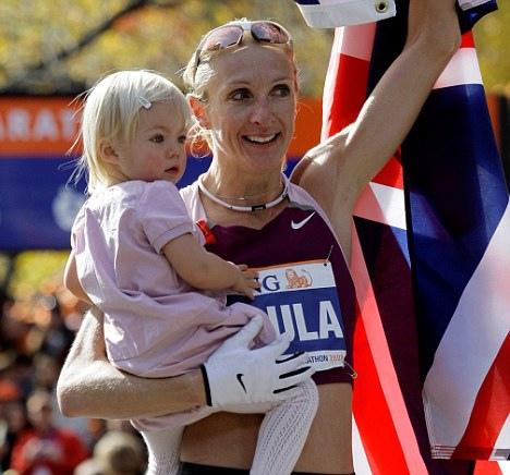 女子馬拉松冠軍