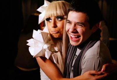 David & Lady Gaga