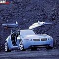 跑車---BMW~Z9~海鷗翼車門.jpg