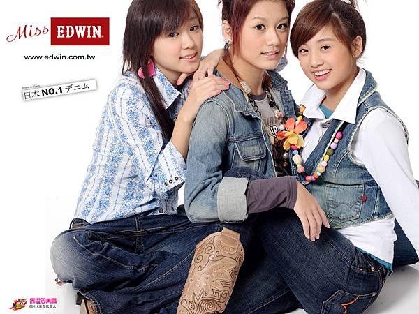 Miss EDWIN黑澀會小蠻~ㄚ頭~鬼鬼2 2.jpg