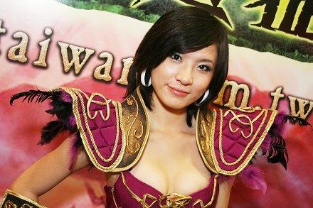 2007 台北國際電玩展 Show Girl GameSG-04.jpg