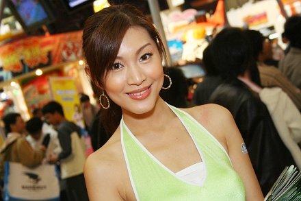 2007 台北國際電玩展 Show Girl GameSG-10 1.jpg