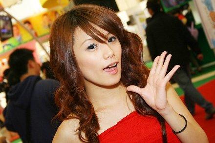 2007 台北國際電玩展 Show Girl GameSG-25.jpg