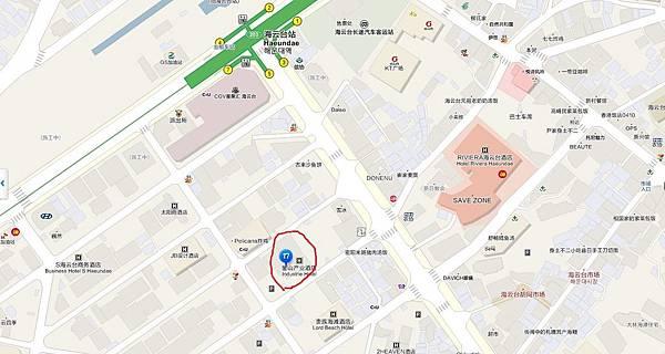 吳班長地圖