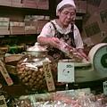 賣仙貝的婆婆