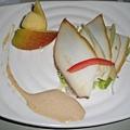 西芹墨魚沙拉
