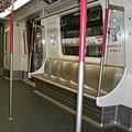 香港地鐵是紅色系的唷