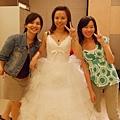 真的婚禮當天了吧