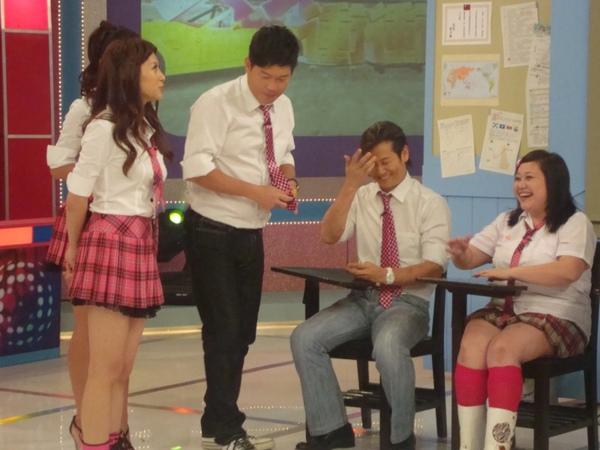 天才衝衝衝 8/29 華視首播