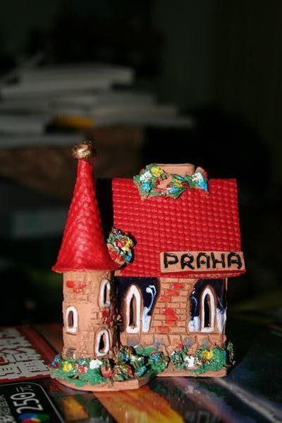布拉格紀念品