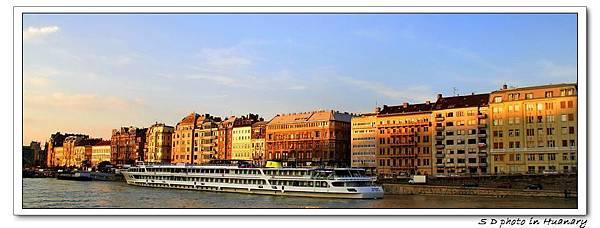 多瑙河遊船