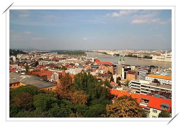 匈牙利全景