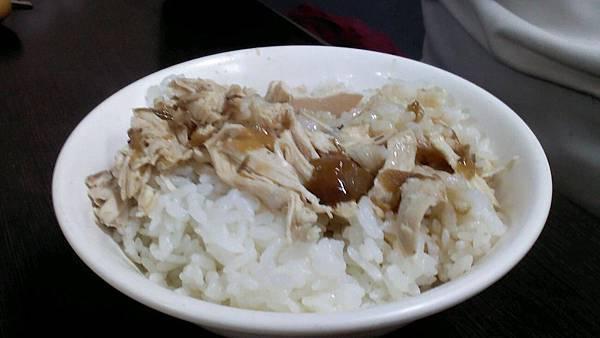 鰻 雞肉飯