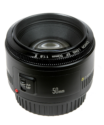 canon 50/F1.8