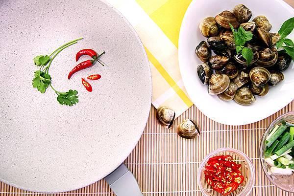 塔香蛤蜊食材