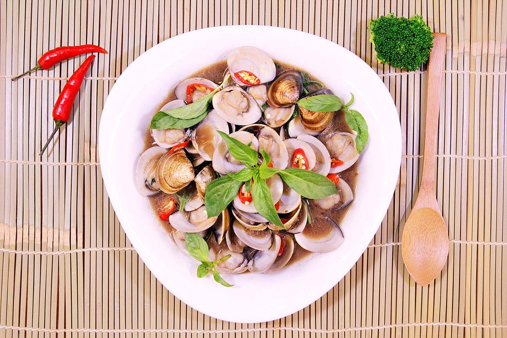 炒蛤蠣-02