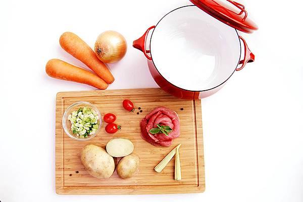 馬鈴薯燉肉1