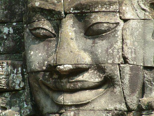 吳哥窟--高棉的微笑