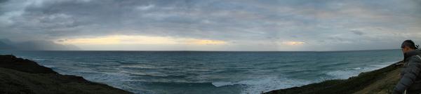 2010 花蓮跨年衝動遊 - 1.1 元旦早上的太平洋@奇萊鼻燈塔