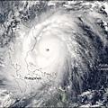 2006.10.29 颱風西馬侖